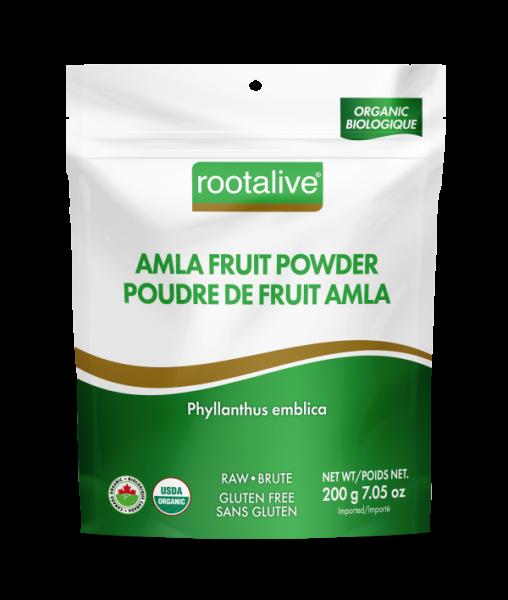ORGANIC AMLA FRUIT POWDER