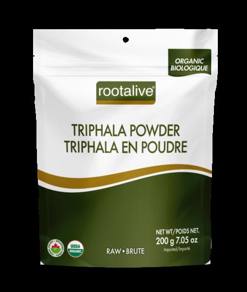Organic Triphala Powder 200g