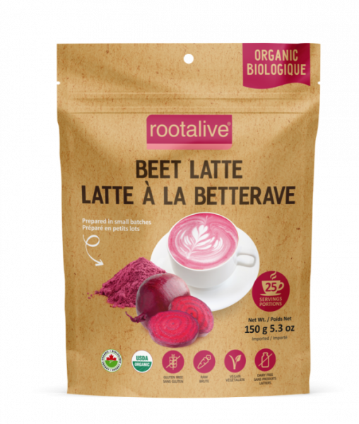 Organic Beet Latte