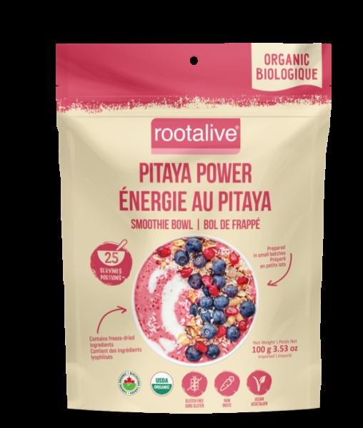 Organic Pitaya Power Smoothie Bowl