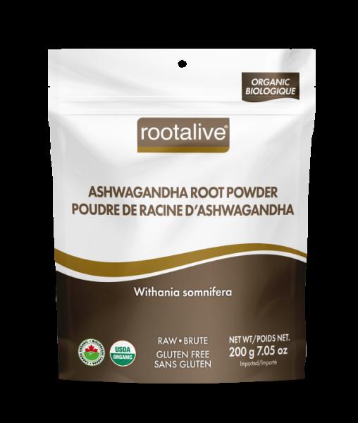 Organic Ashwagandha Root Powder 200g