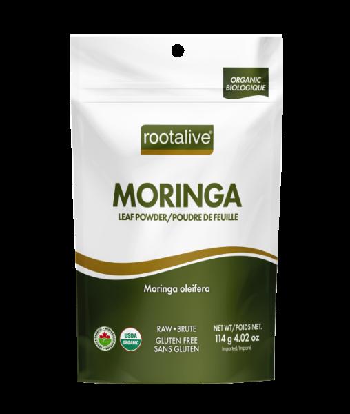 Organic Moringa Leaf Powder 114 g