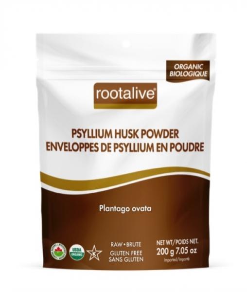 Organic Psyllium Husk Powder 200g
