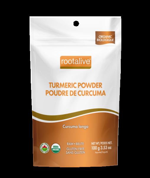 Organic Turmeric Powder 100g