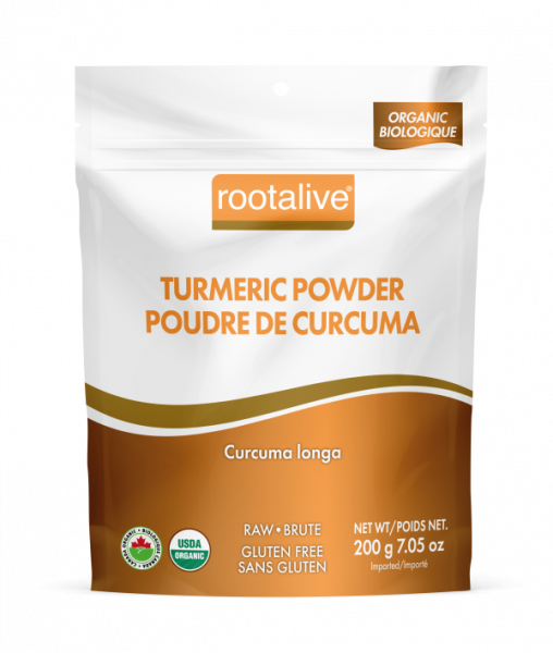 Organic Turmeric Powder 200 g