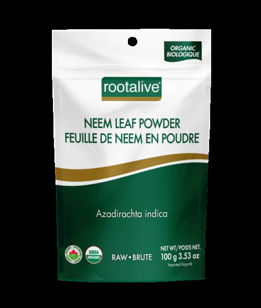Organic Neem Leaf Powder 100 g