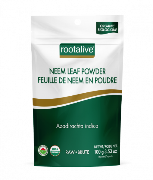 Organic Neem Leaf Powder 100 g