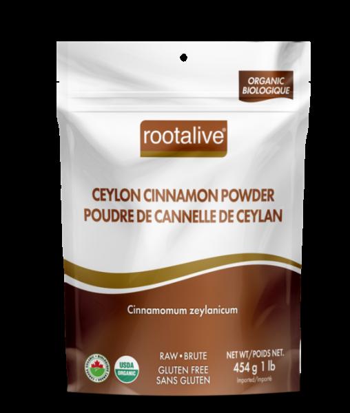 Organic Ceylon Cinnamon Powder 454g