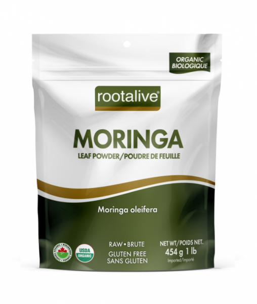 Organic Moringa Leaf Powder 454 g