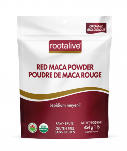 Organic Red Maca Powder 454g
