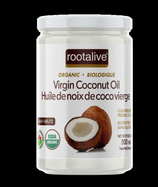 Organic Virgin Coconut Oil 500mL
