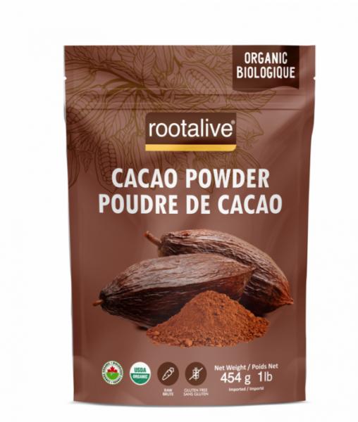 Organic Raw Cacao Powder 454g