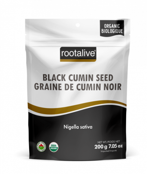Organic Black Cumin Seed 200g