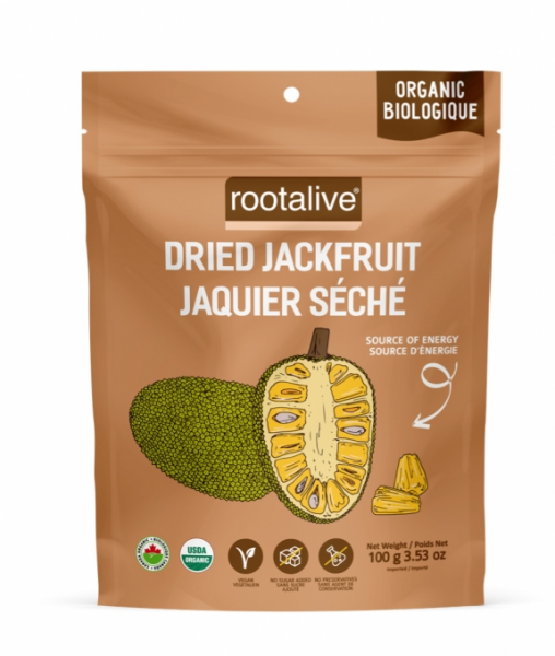 Organic Dried Jackfruit 100g