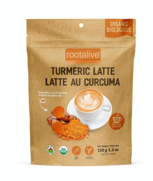 Organic Turmeric Latte