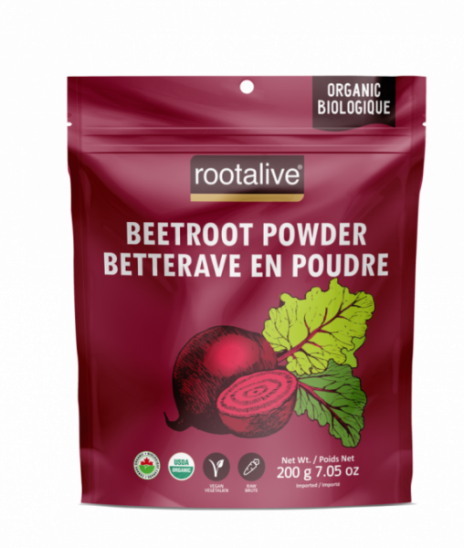 Organic Beetroot Powder 200g
