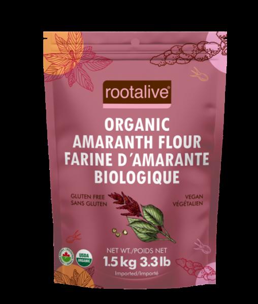 Organic Amaranth Flour 1.5KG