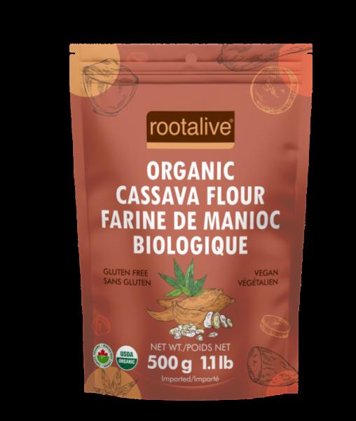 Organic Cassava Flour 500g